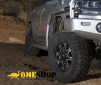 Пороги ARB для Toyota Land Cruiser 200 с 2015 года.