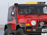 Шноркель Safari для Jeep Wrangler TJ с 1999 года. SS1055HF