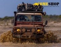 Шноркель Safari для Land Rover Defender County 3.5L V8  Petrol Models. SS525HF